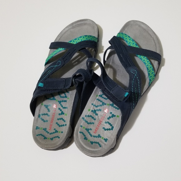 beautiful style cheap for sale most reliable Merrell Select Grip Sandals